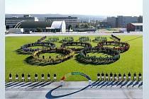 ZŠ Kmetiněves se zúčastnila Odznaku všestrannosti.