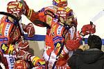 HC Kladno - Slavia Praha 3:2 sn, 23.k. O2 ELH, 12.11.2009