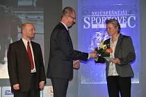 Vyhlášení nejúspěšnějších sportovců kraje v Berouně, březen 2016