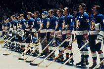 Slavná výhra Kladna se zrodila 2. ledna 1978 na ledě Toronta Maple Leafs. Foto: archiv Rytířů Kladno