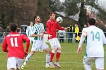 Sokol Hostouň - AFK Tuchlovice 4:1 (3:0), A1A Ondrášovka KP, 30. 3. 2016