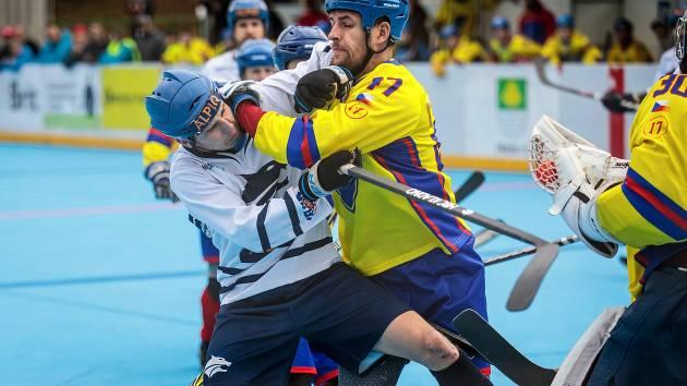 Alpiq Kladno v prvních dvou finálových zápasech bojoval, ale KERT Praha slavil - dvakrát v prodloužení 4:3.