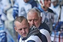 Alpiq Kladno – HBC Plzeň 2:0 , semif. Extraliga hokejbalu 2018-9 , 28. 4. 2019, Milan Maršner