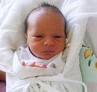 KAREL KOTLÍK, KLADNO. Narodil se 24.června 2017. Váha 2,5 kg. Rodiče jsou Martina Kotlíková a Marek Kotlík (porodnice Kladno).
