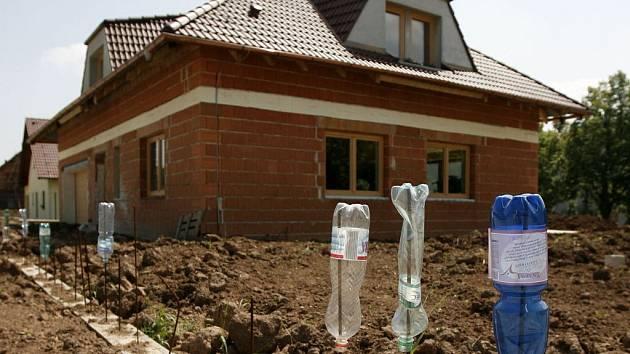V Kladně se letos staví především v lokalitách Rozdělov u Energie a u hřbitova ve směru na Kamenné Žehrovice.
