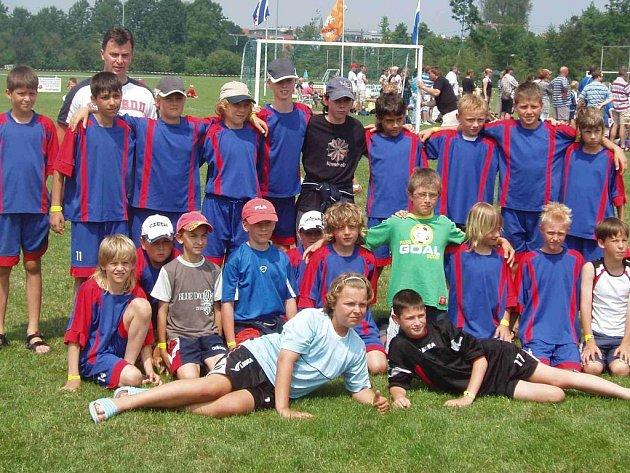 Fotbalisté Sparty si vedli v Holandsku dobře.