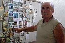 Květoslav Hrabal je letitým houbařem. Každou středu na vaše dotazy odpoví v houbařské poradně.