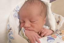 Pavel Rys, Stochov. Narodil se 1. prosince 2015. Váha 3,39 kg, míra 51 cm. Rodiče jsou Jana a Tomáš Rysovi (porodnice Slaný).
