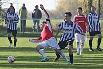 SK Hřebeč - Dynamo Nelahozeves 1:2, Fair Credit I.B tř. sk. A, 31. 10. 2015