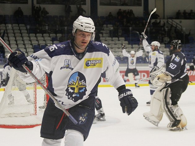 Rytíři Kladno –AZ Havířov 4:0, 1. hokejová liga 2014-15 / 13. 1. 2015