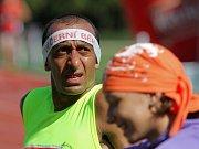 Ervin Beshir doběhl čtvrtý // Kladenský maratón 2013