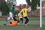 SK Buštěhrad - Slovan Kladno 2:4, utkání 3. ročníku fotbalového turnaje o pohár Buštěhradu,  11. 8. 2019