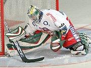 Brankář Kladna si v prvním utkání s Běloruskem odbyl reprezentační premiéru.