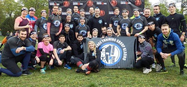 Spartan Race Training Group Kladno