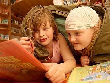 Týden knihoven začíná tento týden i v Kladně. Ve Slaném až 7. října