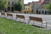 Slaňáci se mohou až do konce září vyjadřovat k budoucí podobě Masarykova náměstí.