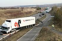 Tragická dopravní nehoda v pondělí 10. února u Panenského Týnce