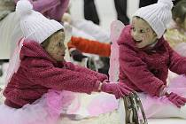 Vánoční karneval na kladenském ledě se konal 18.12. 2010