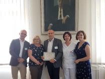 Kladenská nemocnice úspěšně obhájila akreditaci