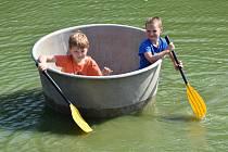 Rybáři pro veřejnost připravili pohodový den.