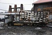 Výbuchy v areálu bývalé kladenské Poldi.