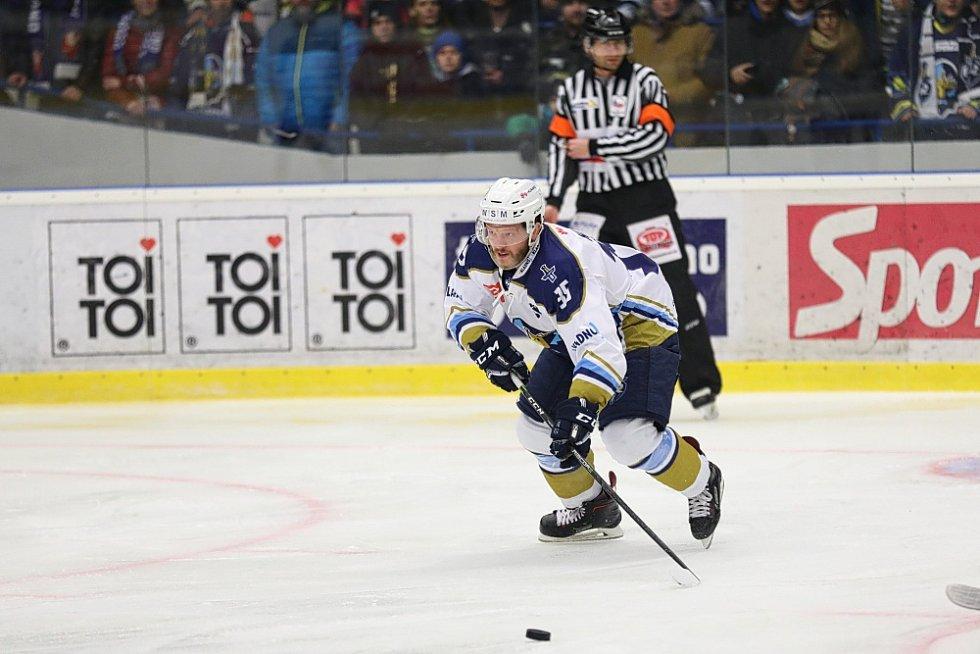 WSM liga: Kladno - Havířov, Jan Kloz
