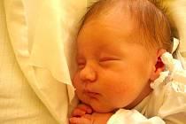 Ladislav Marek, Kladno. Narodil se 26. července 2012, váha 3,8 kg, míra 52 cm. Rodiči jsou Miroslava a Ladislav Markovi (porodnice Kladno)