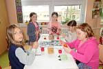 Projektový den uspořádali pro děti z velvarské základní školy jejich učitelé i rodiče.
