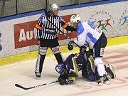 Rytíři Kladno - HC Škoda Plzeň, 50. kolo ELH 2012-13, 22.2.13