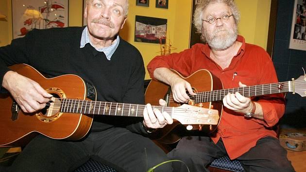 Na festivalu se představí také dvojice Miroslav Paleček a Michael Janík.