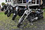 Třiadvacátý ročník motorkářského festivalu Rack-Reyd.