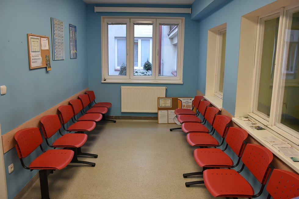 Nemocnice Slaný otevřela na Nový rok urgentní příjem a novou pohotovost.