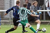 Sokol Lidice – AFK Loděnice 3:2 (2:1) , utkání I.B stč. kraj, tř. 2010/11, hráno 28.8.2010