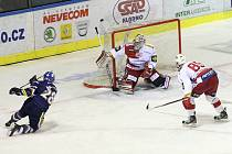 Rytíři Kladno - HC Slavia Praha, čtvrtfinále play-off  ELH 2012-13, třetí utkání, 14.3.13