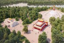 Nadace Tertön Foundation zamýšlela vybudovat na Kladensku jednoho z největších buddhistických center na světě. To mělo vzniknout výhledově v areálu někdejší šachty Vaněk v Kamenných Žehrovicích. Nic takového se ale kvůli odporu místních neuskuteční.