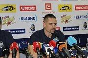 Jaromír Jágr potvrdil novou posilu Kladna, Tomáše Plekance. Ten bude zároveň hostovat v dresu Komety Brno