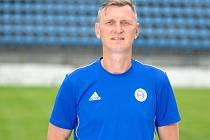 Sportovní manažer SK Kladno Petr Brabec.