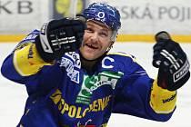 Takhle loni Václav Novák slavil gól do sítě Kladna, teď ho ale posílí.