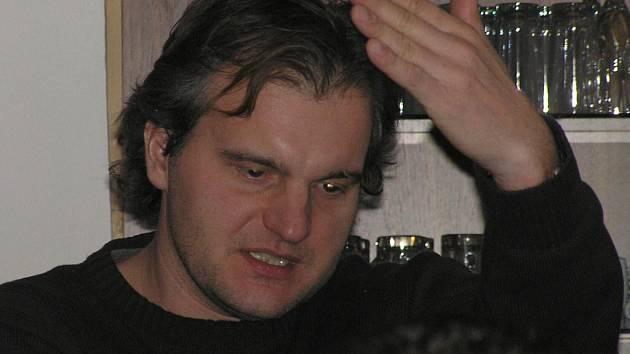Po odchodu kladenského radního Otakara Černého (foto) se vztahy města a hokejového klubu HC výrazně zhoršily.