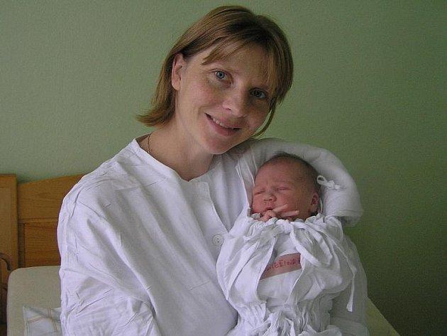 Kateřina Maroušková, Svinařov, 21.10.2009, váha 3,59 kg, míra 51 cm, rodiče Pavlína a Tomáš Marouškovi (porodnice Kladno).