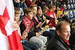 Tým Sokol Hostouň U13 navštívil utkání Salzburg - Vídeň, bonus za výhru v KÁBA CUPu 2019
