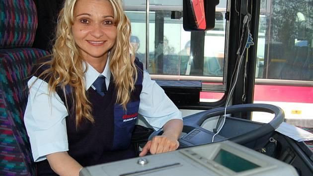 Pro cestující  je určitě příjemné, když řidič je vlídný a usměvavý.