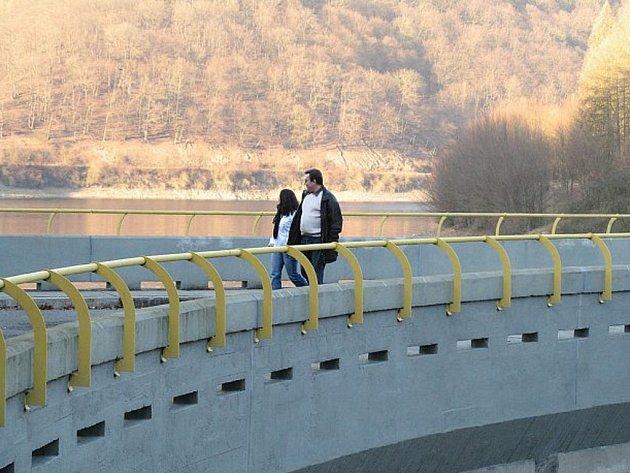 Klíčavská přehrada