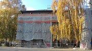 Rekonstrukce slánského nádrží vrcholí, dokončena bude tento měsíc.