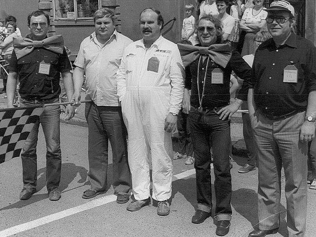 Populární závod Karlovy Vary - Unhošť se dočkal obnovené premiéry.