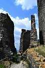 Fotogalerie z výletu na zříceninu hradu Hazmburk.