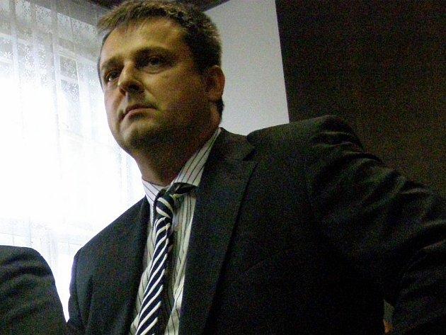 Milan Volf v závěru minulého týdne ukončil členství v ODS.