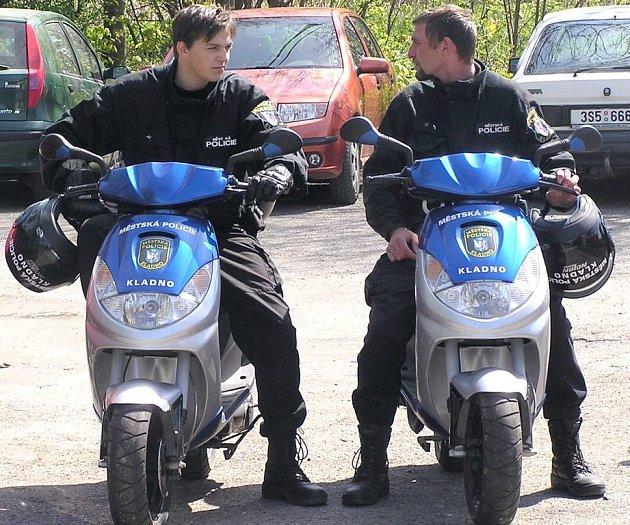Vedení MP Kladno je spokojeno, že se loni žádný ze strážníků nedostal do konfliktu se zákonem.