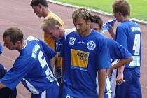 O přestávce duelu s Krčí Kladeňákům do smíchu nebylo - prohrávali o gól.