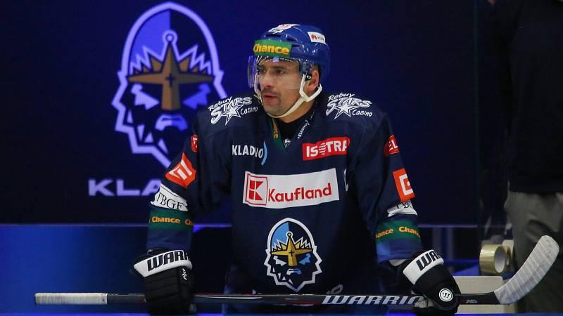 Tomáš Plekanec // Rytíři Kladno - HC Dukla Jihlava 1:2, Finále play off Chance ligy, 25. 4. 2021